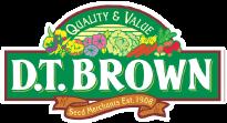 DT Brown Logo