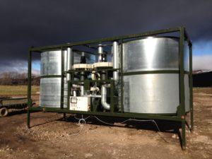 Biochar Kilns by Carbon Gold