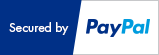 Secure by PayPal Logo